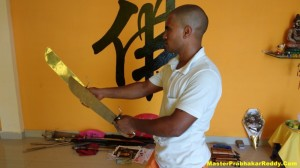 Shaolin Kung-fu Warrior Camp
