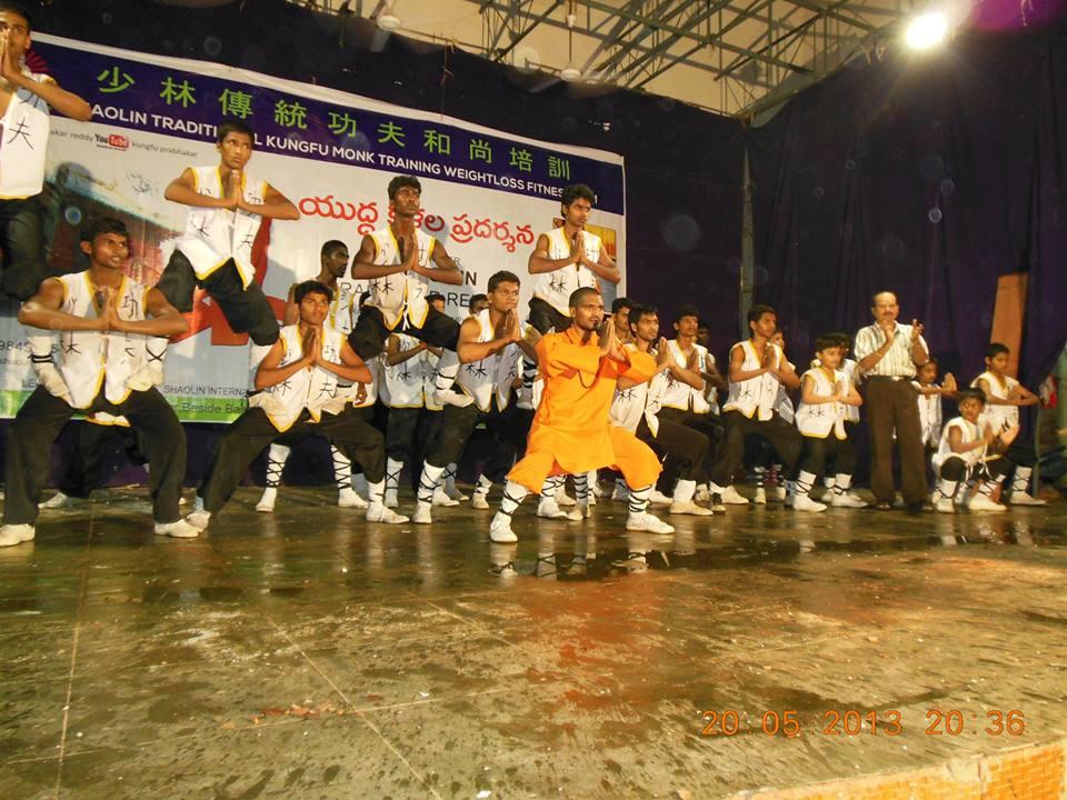Shaolin Kng-fuu