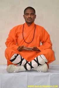 Shaolin Wushu Zen Master