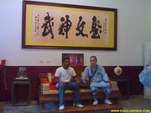 Shaolin Wushu Masters