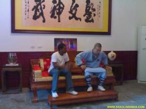 Shaolin Kung-fu Masters
