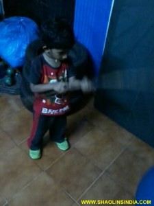 Little Kungfu Kid India