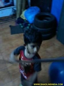Shaolin Children Kung-fu
