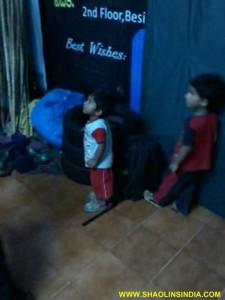 Shaolin Kids Kung-fu India