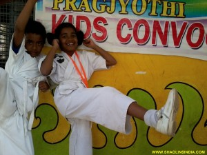Martial arts Champions Indian Girls