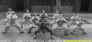 Kung-fu Indian Shaolin Temple
