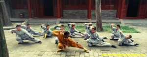 Shaolin Kung-fu Expert Monk India