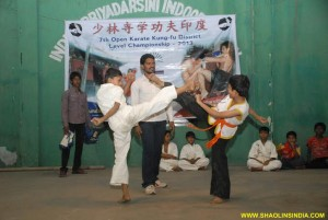 Indian Kung-fu