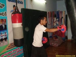 Sanda Special Training India