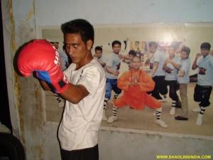 Shaolin Kung-fu Training Trainer