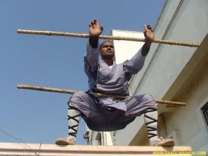 Shaolin Monk Shifu Prabhakar Reddy