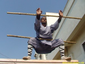 Shaolin Warrior Monk Training India
