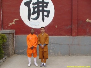 Shaolin Warrior Monks China