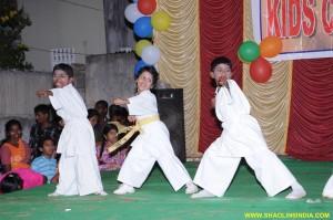 Shaolin Kung-fu Children Karate