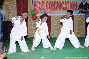 Children Karate Students Nellore