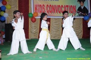 Shaolin Kung-fu Camp