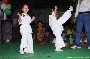 Shaolin Kung-fu Training India