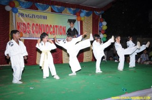Wushu Children India