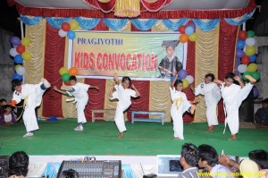 Shaolin Wushu Children India