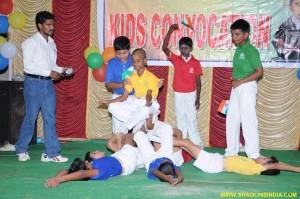 Martial arts Children India