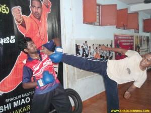Shaolin Sanda Academy AP