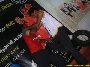 Shaolin Boxing Kung-fu