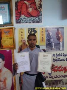 AP Martial arts Master Prabhakar Reddy