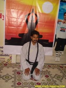 Martial arts Grand Master