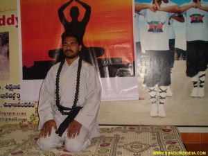 Yoga Master India Traditional