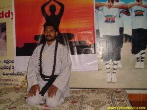 Yoga Master India Traditional