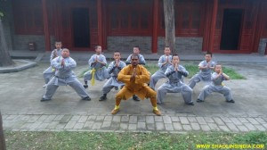 Shaolin Kung-fu Trainer Shifu Prabhakar Reddy