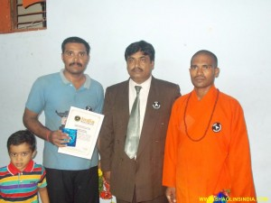 Shaolin Monk Kungfu in Nellore India.
