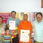 Shaolin Master Prabhakar Reddy,India