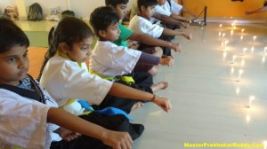 Indian Kung-fu Warrior Camp