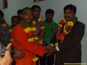 Kungfu Record Holder master Prabhakar