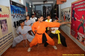 Wushu Warrior Training Monk AP