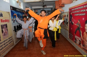 Shaolin Wushu Grand Master Training Teacher in India
