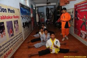 Shaolin Kung-fu Training Nellore Tai chi