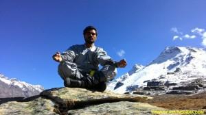Indian Yoga Training