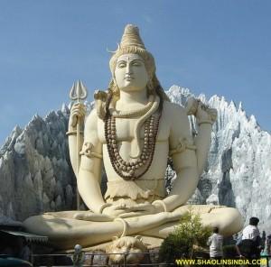 Meditation God India