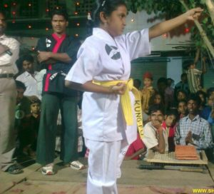 Learn Karate Training India
