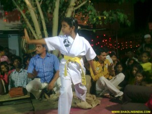 Nellore Karate Dojo India