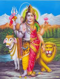 Lord siva Parvati Sametha