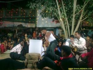 Stunts 2008,Shaolin Master