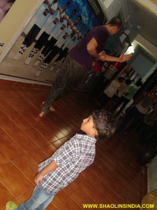 Shaolin Kung-fu Children