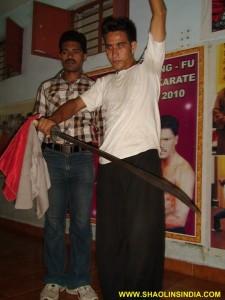 Shaolin Kung-fu Training Academy