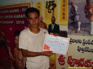 Shaolin Kung-fu Nepal Prem