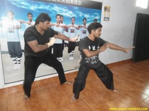 Shaolin Kungfu Monk Shifu Prabhakar