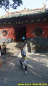 Kung-fu China Wushu Monk Camp