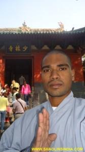 Shaolin Warrior Expert Monk